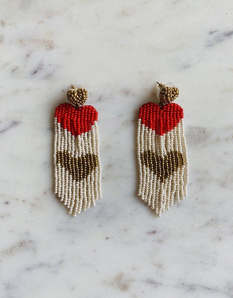 Adelante Amaryllis Earrings