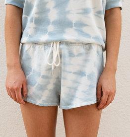 Adelante Sadie Spiral Tie Dye Short