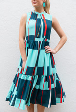 Adelante Patterned Anonyme Dress