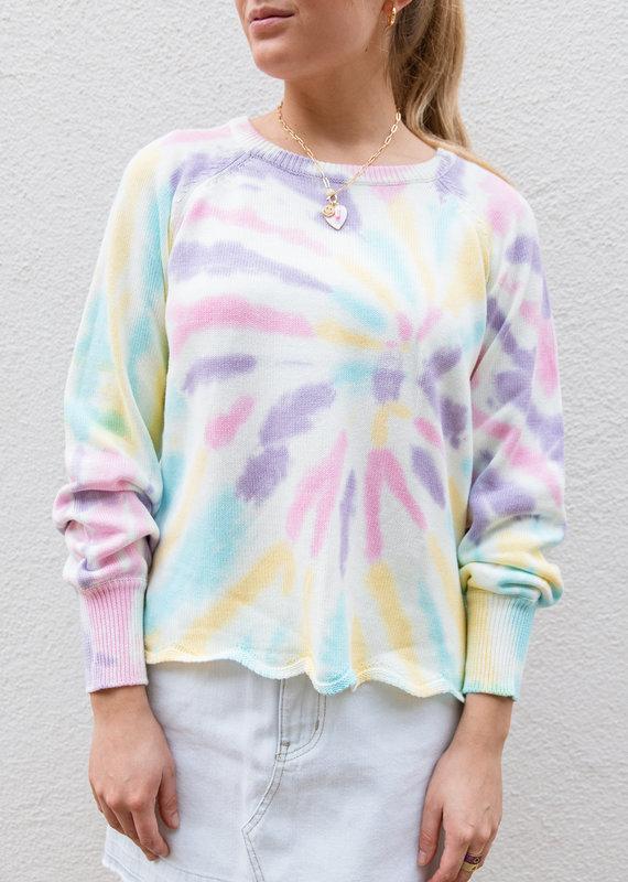 Adelante Tie Dye Sweater