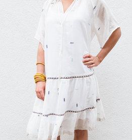 Adelante Gingham Dress
