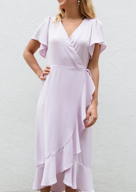 Adelante Bonnie Wrap Dress