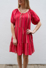 Adelante Maxwell Tiered Dress