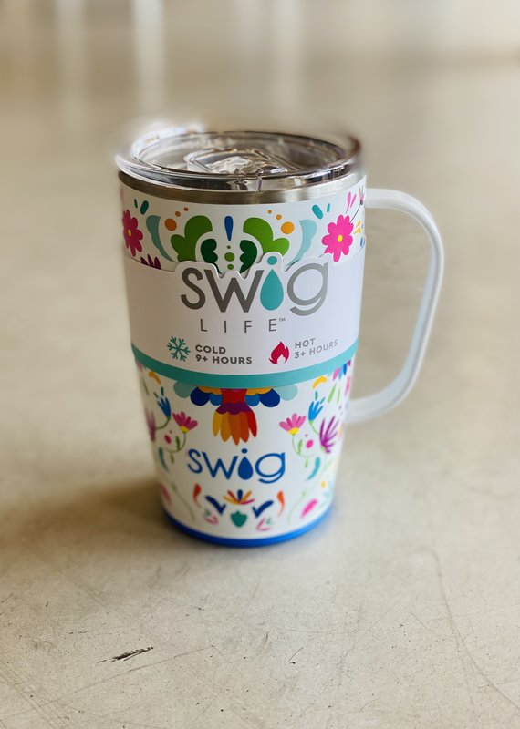 Adelante Swig Mug