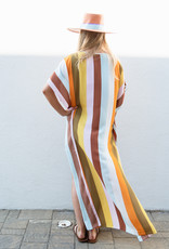 Adelante Cora Samoa Dress