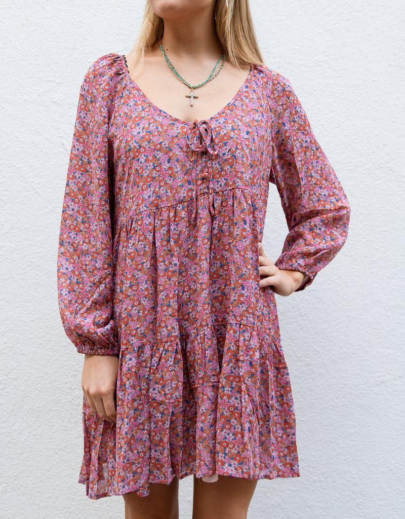 Adelante New Crush Babydoll Dress