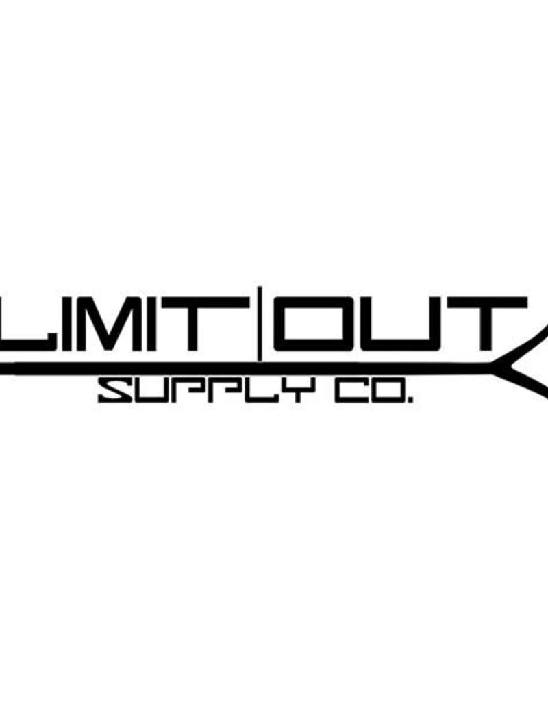 Limit Out Supply Co. Name Decal- Pushpole Design
