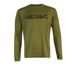 Pushpole Long Sleeve Dri-Fit
