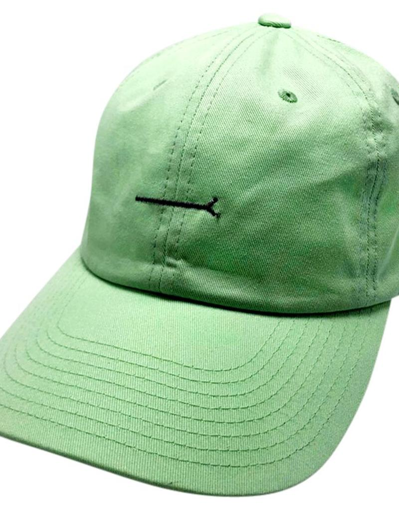 Richardson Cotton Buckle Hat- Patina Green