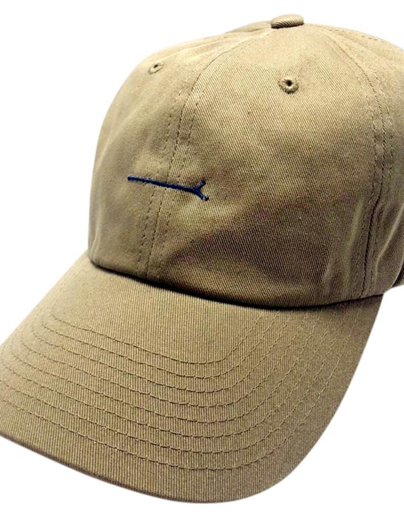 Richardson Cotton Buckle Hat- Driftwood