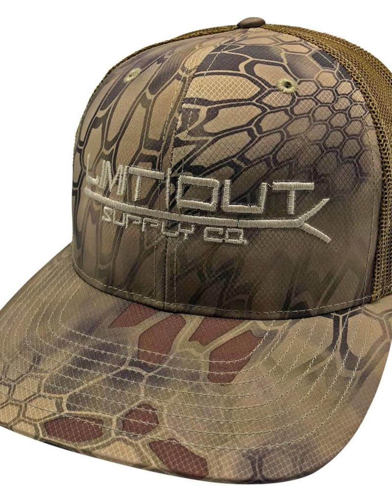 Richardson Kryptek Snapbacks Highlander