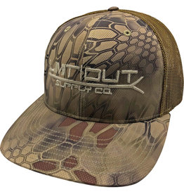 Richardson Kryptek Snapbacks Highlander- Pushpole