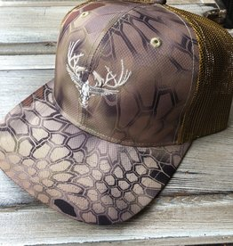 Richardson Kryptek Snapbacks Highlander- LOGO