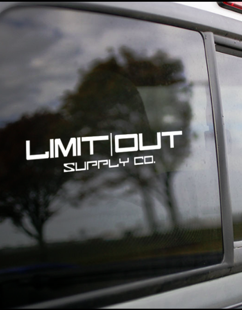 Limit Out Supply Co. Name Decals