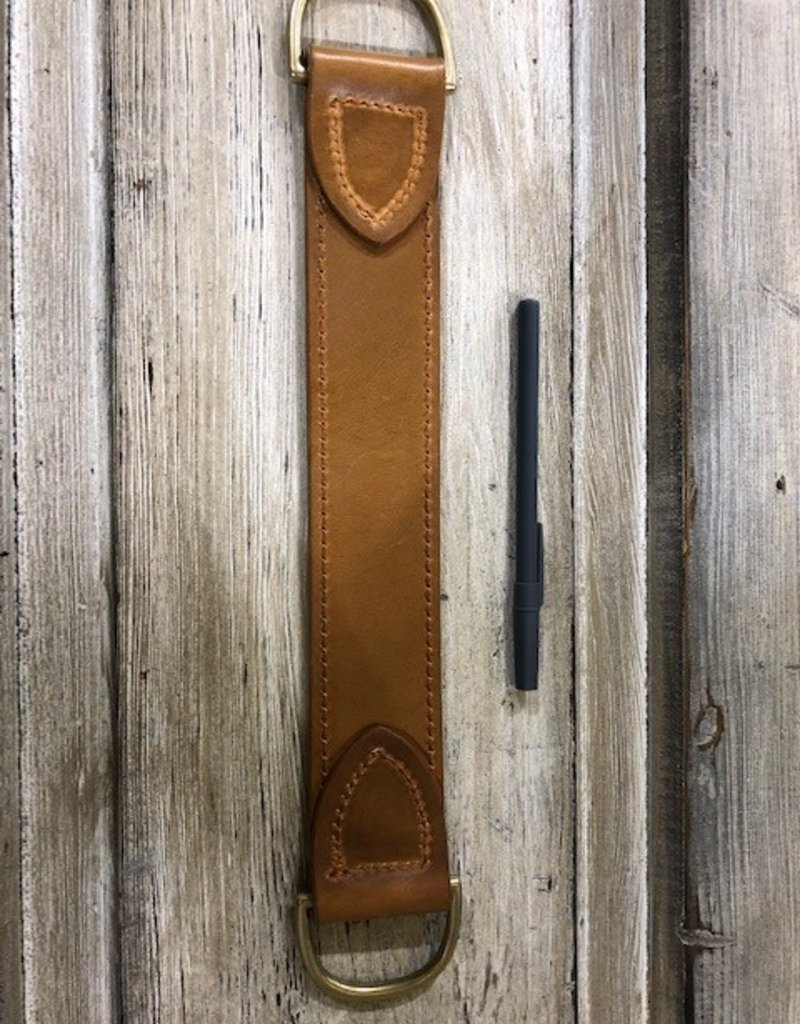 Limit Out Supply Co. Leather Duck & Goose Strap