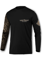 Limit Out Supply Co. Swampskin- Black & Gold