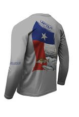 Limit Out Supply Co. Texas - Speck & Red State Flag