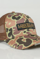 Limit Out Supply Co. PVC Pushpole Series Snapback