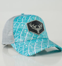 Limit Out Supply Co. PVC Deerhead Logo Series Snapback