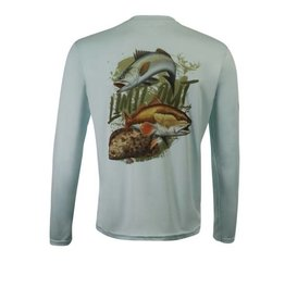 Saltwater Trifecta Long Sleeve Dri-Fit