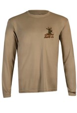 Limit Out Supply Co. Bourbon & Buck Long Sleeve Dri-Fit