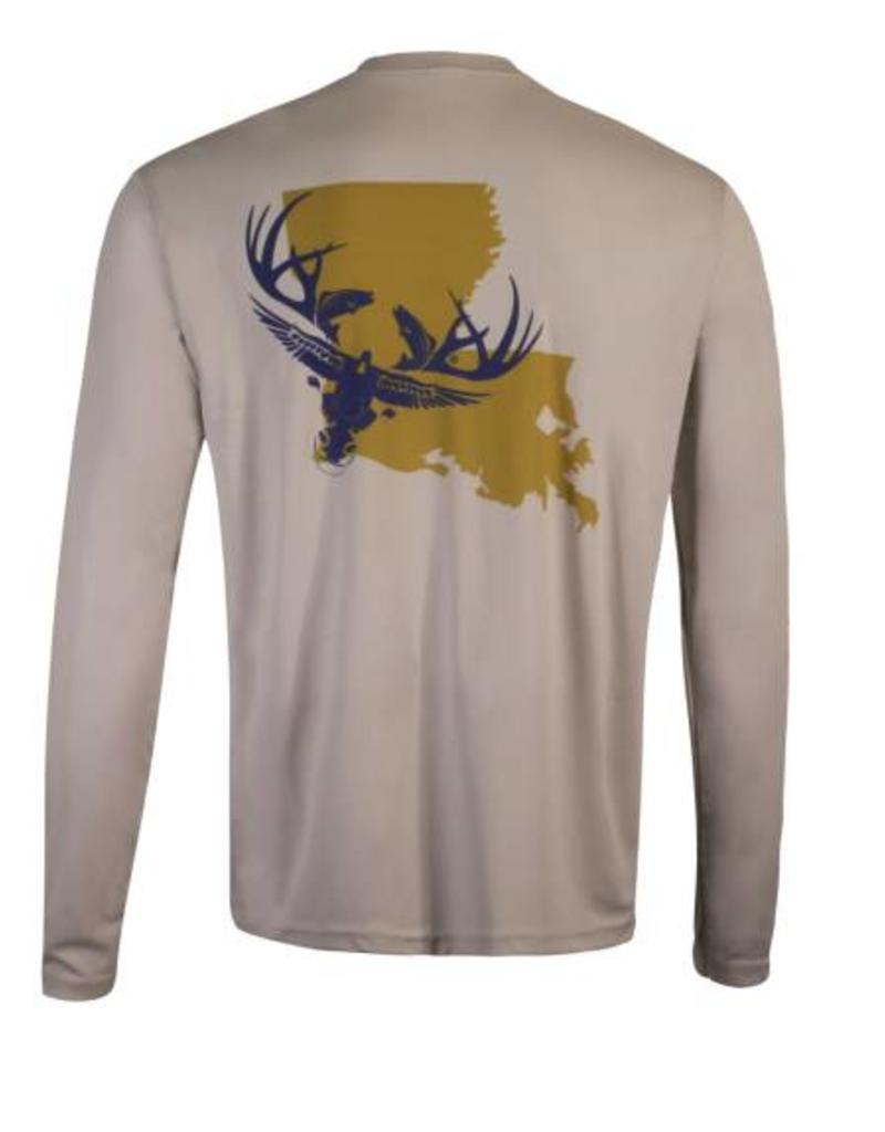 Louisiana Edition Long Sleeve Dri-Fit