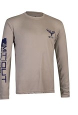 Limit Out Supply Co. Louisiana Edition Long Sleeve Dri-Fit