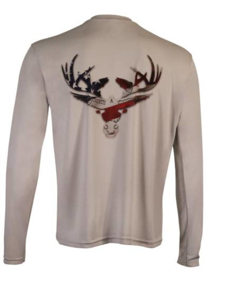 Limit Out Supply Co. American Edition Long Sleeve Dri-Fit