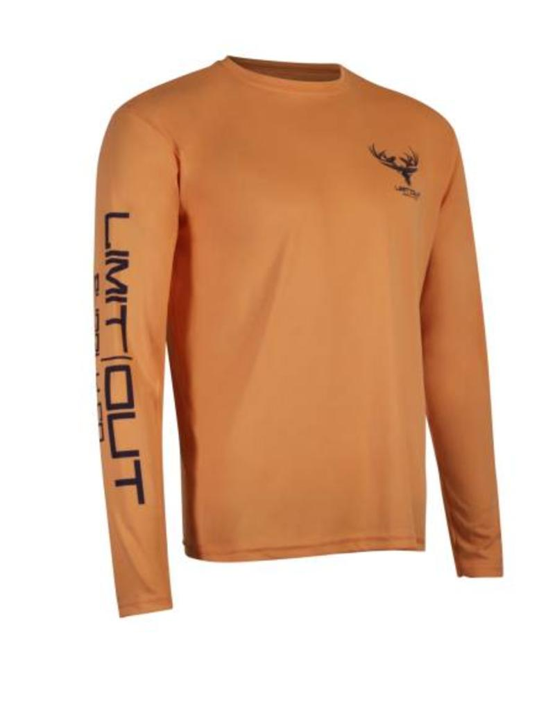 Citrus Long Sleeve Dri-Fit