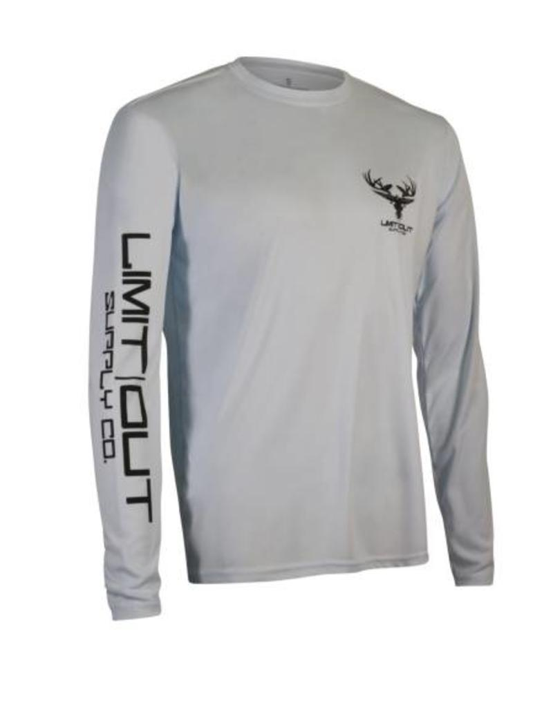 Arctic Blue Long Sleeve Dri-Fit