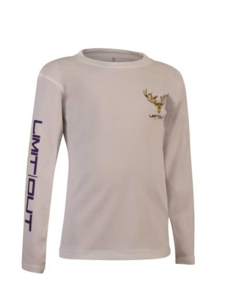 Toddler- Tiger Edition Long Sleeve Dri-Fit