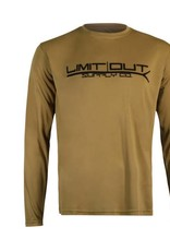 Limit Out Supply Co. Pushpole Long Sleeve Dri-Fit