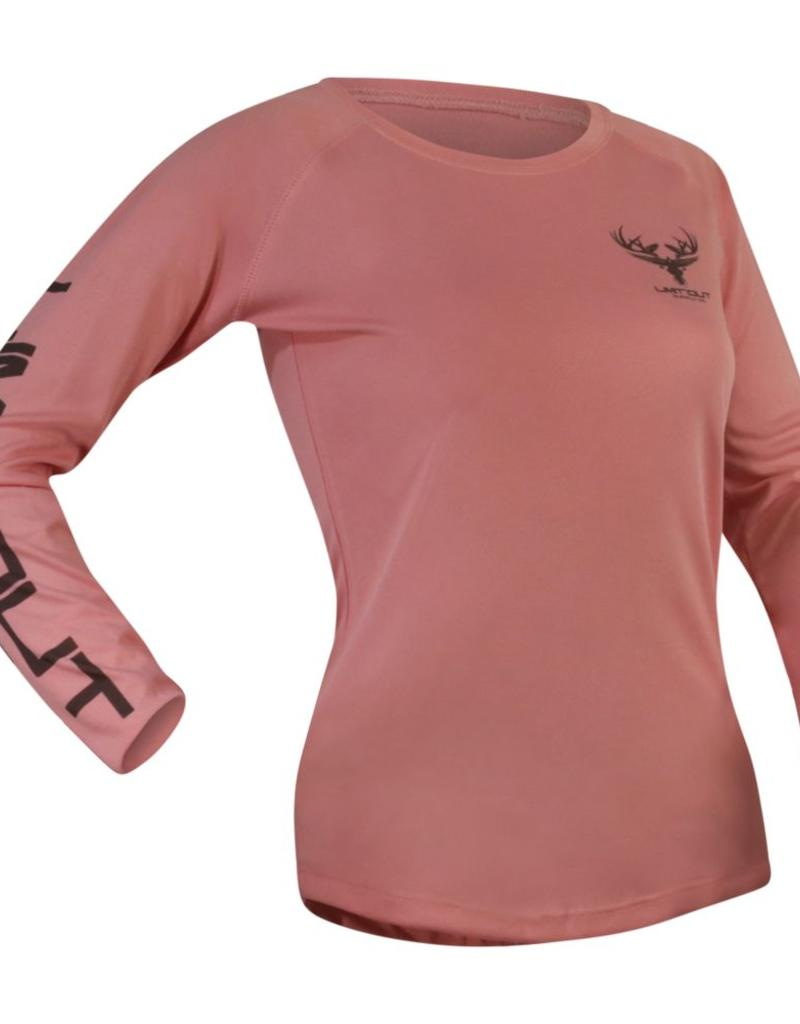 Womens Pink Dri-Fit