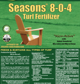 Hendrikus Hendrikus Seasons Turf Fertilizer, 20 lbs