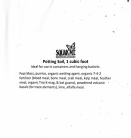 Squak Mtn Squak Mtn. Custom Blended Potting Soil (1 cf)