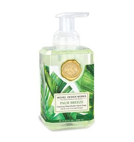 Michel Design Works Palm Breeze Foaming Hand Soap