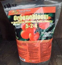 Hendrikus Hendrikus Organobloom, 4 lbs