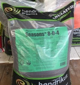 Hendrikus Hendrikus Seasons Turf Fertilizer, 50 lbs