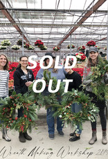 Squak Mtn Wreath Making Workshop (5 people), 11/21/20 10:00am