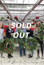 Squak Mtn Wreath Making Workshop (5 people), 11/14/20 10:00am