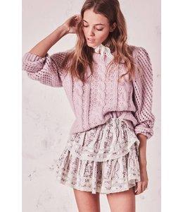 Love Shack Fancy Love Shack Fancy Ruffle Mini Skirt Size XS