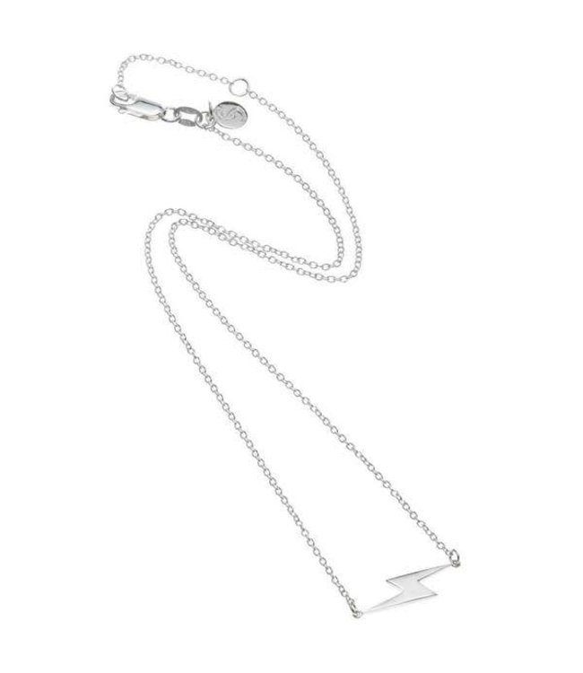 Stolen Girlfriends Club Stolen Girlfriends Club Side Shock Pendant- Sterling Silver
