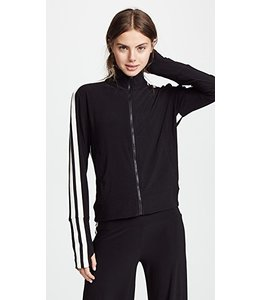 Norma Kamali Norma Kamali Side Stripe Turtle Jacket