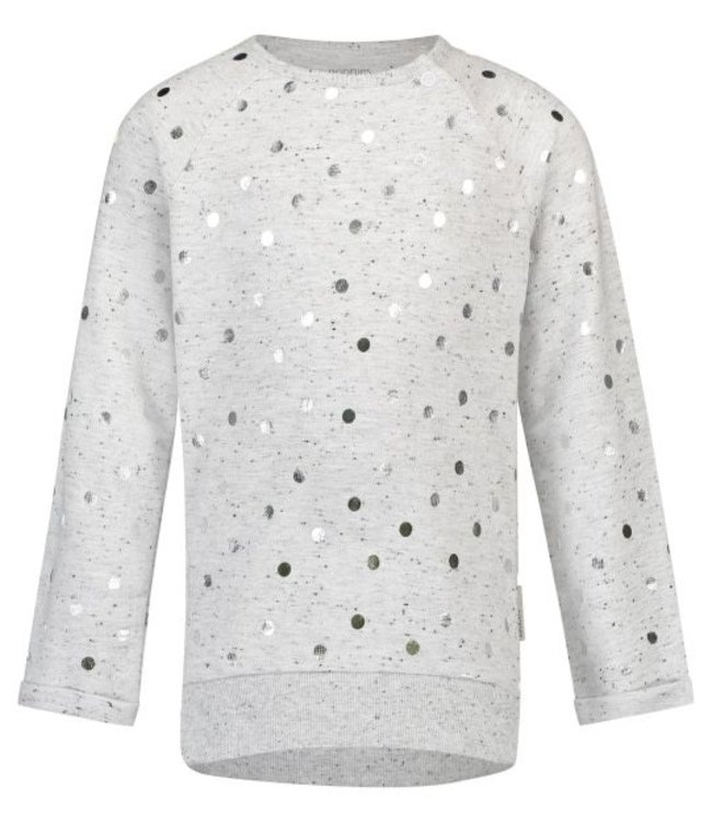 Noppies Noppies Sweater Weymouth-Optic White