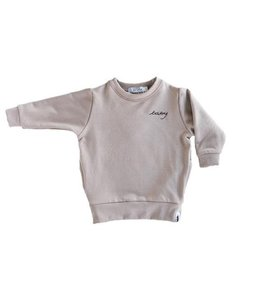 North Kinder North Kinder Original Baby Sweater - Fawn