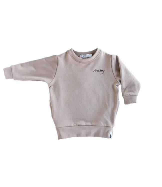North Kinder North Kinder Original Baby Sweater - Fawn