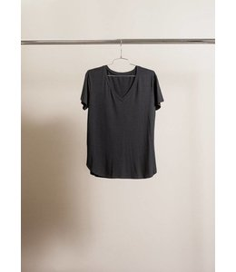 Jackson Rowe Jackson Rowe Girlfriend Tee-Black