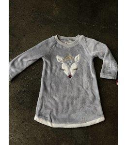 Petit Lem Petit Lem Deer Nightgown