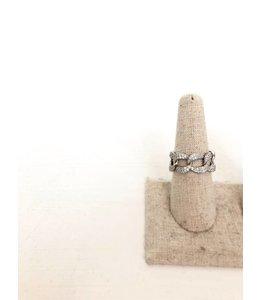 NYCS NYCS Chain Ring- Silver