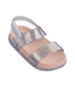 Mini Melissa Mini Melissa Cosmic Sandal - Silver